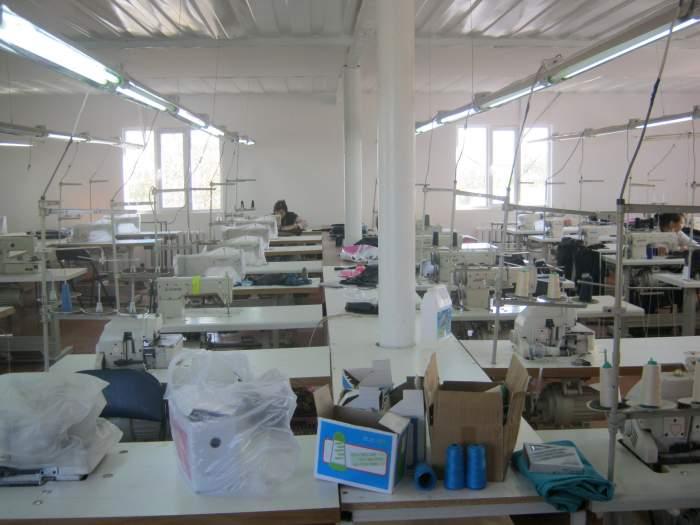 Швейный цех пошив платьев